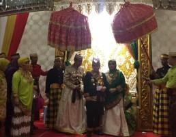 Pangeran Alprinse Syah Pernong Hadiri Pengukuhan Karaeng Turikale ke-8 di Maros