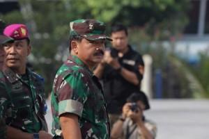 Panglima TNI : Situasi di Manokwari Segera Terkendali