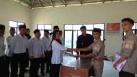 Panwas Lantik 538 pengawas TPS