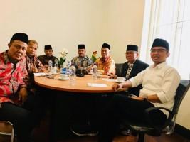 Para Tokoh Pesantren Jawa Barat Dukung Jokowi-Ma'ruf Amin