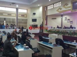 Paripurna RAPBD 2019, Pendapatan Tanggamus Rp1,78 Triliun