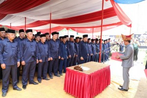 Parosil Ajak LHP Tingkatkan Semangat Gotongroyong