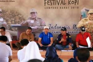 Parosil Ajak Masyarakat dan Kaum Millenial Sukseskan Festival Kopi