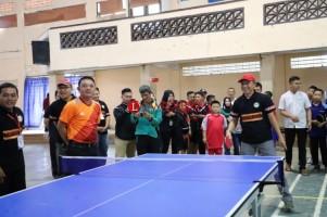 Parosil Ajak Masyarakat Galakkan Turnamen Tingkatkan Prestasi
