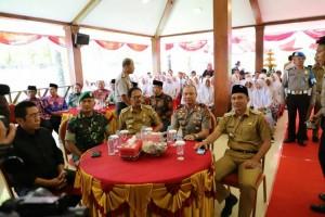 Parosil Dukung Polri dan TNI Sukseskan Pemilu Mendatang