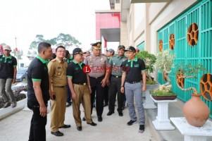 Parosil Lantik Pengurus Penggemar Bonsai Lambar