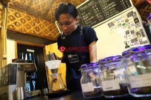 Parosil Sebut Sekolah Kopi Sinergi dengan Program Jokowi