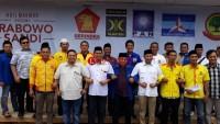 Parpol Koalisi Prabowo-Sandi Rapatkan Barisan Target Kemenangan 70%