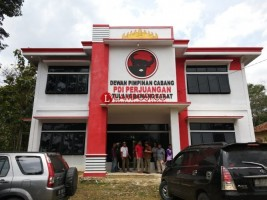 Parpol Pengusung Jokowi-Ma'ruf di Tubaba Bahas Tim Kampanye Pemenangan
