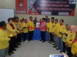 Partai Berkarya Targetkan Dapat 5 Kursi di Tulangbawang