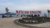 Pantai Sari Ringgung Wujudkan Program CSR