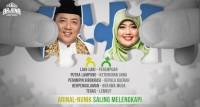 Pasangan Arinal – Nunik Sementara Menang Telak di Kabupaten Lamtim dengan Perolehan Suara 58,93%