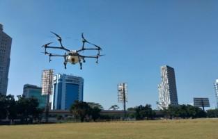 Pasar Drone Komersil Tumbuh Pesat di Indonesia
