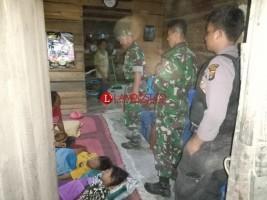 Pasca-bentrok, Puluhan Warga Mekar Jaya Abadi Mengungsi