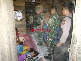 Pasca-bentrok, Puluhan Warga Mekar Jaya Abadi Register 45 Mesuji Mengungsi