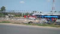 Pasca-Kebakaran, Pemkab Gelontorkan Rp 1 Miliar Renovasi Kios Pasar Pulung Kencana
