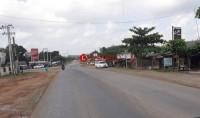 Pasca-Putusnya Jembatan, Jalan Lintas Timur Sumatera di Mesuji Lengang