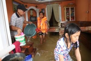 Pascabanjir, Masyarakat Ranggai Tritunggal Mulai Terserang Penyakit
