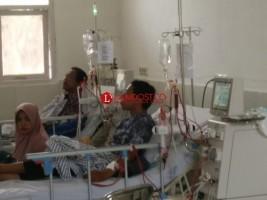 Pasien Cuci Darah di Way Kanan Tak Lagi Rogoh Kocek Rp4 Juta Setiap Bulan