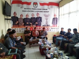 Paslon Ridho-Bachtiar Menang di Lampung Barat