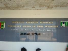 Pasokan Air PDAM Pesawaran Diklaim Aman