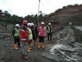 Pastikan Proyek Berjalan, Agus Istiqlal Tinjau Lokasi Pembangunan Kantor Pemkab dan DPRD