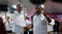 Patimura Sebut Silaturahmi Prabowo Jokowi Hal Biasa