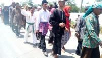 Pawai Budaya Mesuji Diikuti Ribuan Peserta