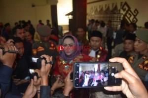 PDIP Menguasai Kursi Pimpinan DPRD Tulangbawang