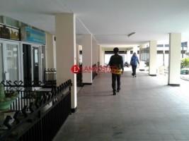 Pegawai Pemprov-DPRD Lampung Kompak Telat Masuk Kerja