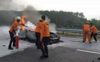 Pejelasan Basarnas Soal Kecelakaan Tol KM 96 Natar