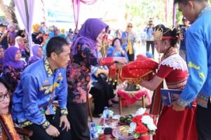 Pekon Sukabanjar Ikuti Lomba UP2K Tingkat Nasional