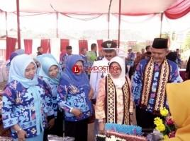 Pekon Wonodadi Wakili Pringsewu Ikuti Lomba Pekon Tingkat Provinsi
