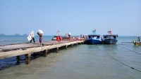 Pelabuhan Dermaga Canti Memprihatinkan