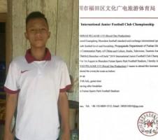 Pelajar Asal Tubaba Masuk Timnas U-15 ke Tiongkok