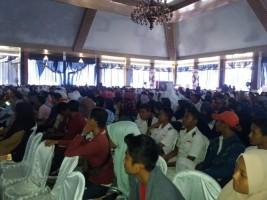 Pelajar di Lamteng Antusias Hadiri Seminar Nasional Wimnus