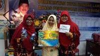 Pelajar SMP Pamerkan Karya di Anjungan Bandar Lampung