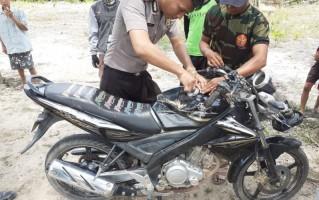 Pelajar Tewas Tabrak Truk yang sedang Berhenti Tunggu Konvoi Mobil Dinas