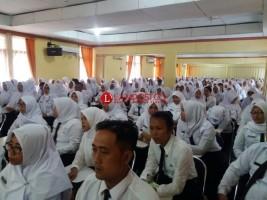 Pelaksanaan Diklatsar 403 CPNS Lamtim Tunggu Jadwal dari Provinsi