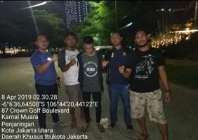 Pelaku Pembunuhan Warga Lambu Kibang Diringkus di Jakarta