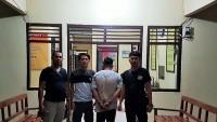 Tersangka Pencuri Aki Mobil Ditangkap Polisi