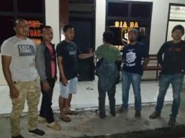 Pelaku Pencuri di Posko Mahasiswa KKN Unila di Margatiga Dibekuk