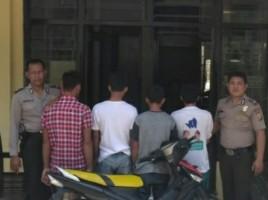 Pelaku Pencuri Motor dan Penadah Ditangkap Jajaran Polsek Semaka