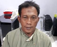 Pelaku Penusukan Pegawai Pemkab Lampura Ditangkap