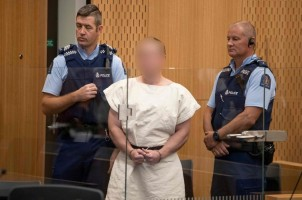 Pelaku Teror Masjid Selandia Baru Langsung Disidang