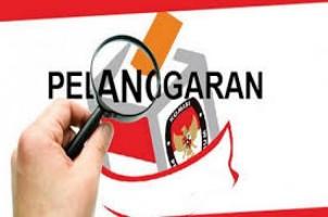 Pelanggaran Kampanye di Lampung Capai 6.464