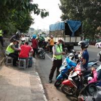 Pelanggaran Operasi Patuh di Lampung Naik 36 Persen