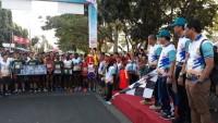 Pelari dari Kenya Ramaikan Lampung Bay Run 2018