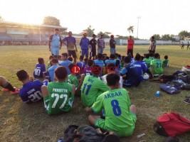 Pelatih Bina Bangsa FC Pastikan Tim Siap Tanding di Liga 3 Zona Lampung