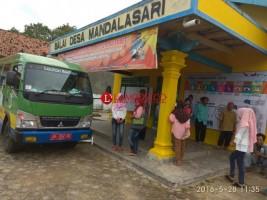 Pelayanan Prima, Disdukcapil Lamtim Intensifkan Mobil Pelayanan Keliling